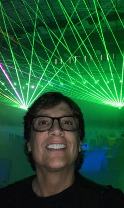 choreographing lasers