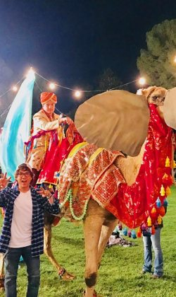 Choreographing Bollywood & Nathan Fillion on American Housewife
