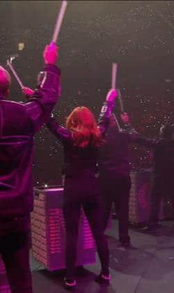Rhythm Extreme arena show
