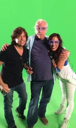 choreographing for Marty Brinkerhoff with Sarah Kobayashi