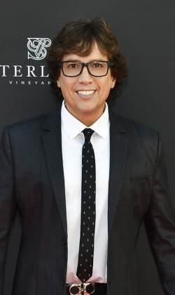 Fred on the red carpet for Emmy nominee reception