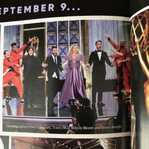 in Emmy magazine