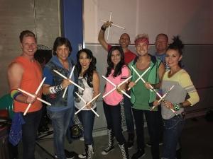 Orlando Rhythm Extreme cast