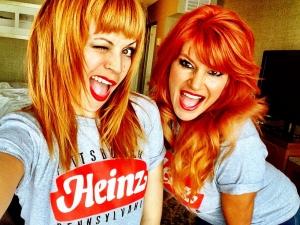Nikki and Tera of Rhythm Extreme